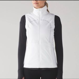 Lululemon Run for Cold primaloft insulated sz 10